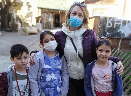 God's Presence in a Pandemic: A Letter From Our President