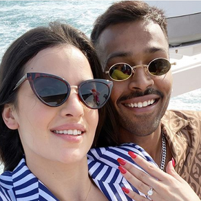 Hardik Pandya gets engaged to actor Natasa Stankovic on New Year's day