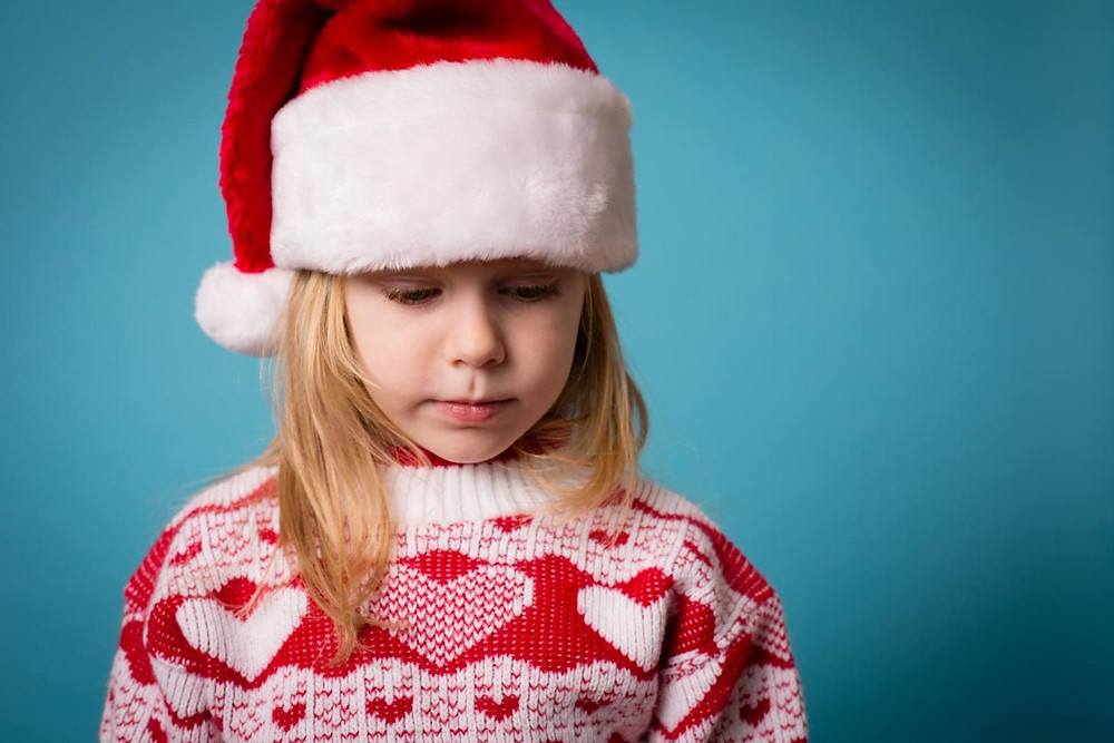 7 ways to reduce your child's holiday stress