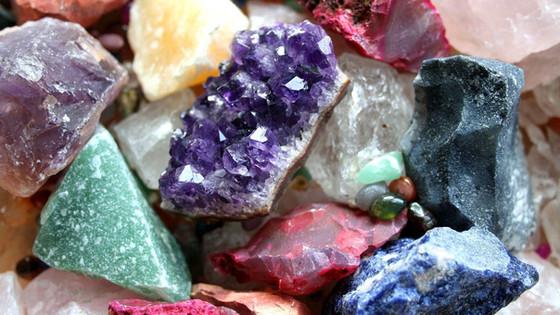 Introdução aos Minerais
