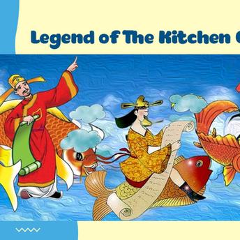 Truyền Thuyết Táo Quân - Legend of The Kitchen God
