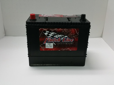 Factory Second Auto Batteries