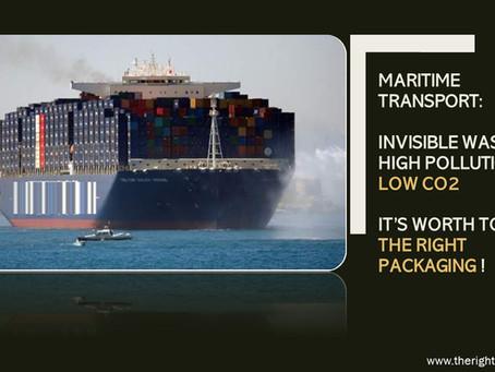 environmentally friendly maritime transport?