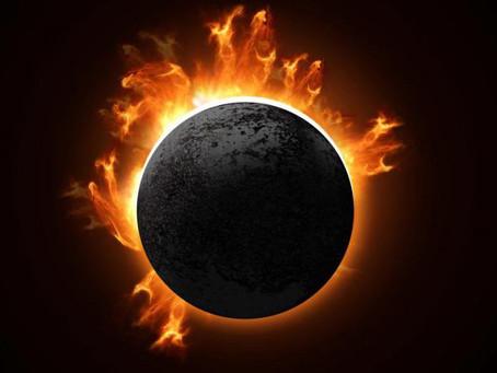 31-го Чёрная Луна над Восточным ЛО`шариком...