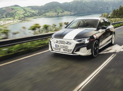 Nuova Audi A3 con una dinamica di guida migliore