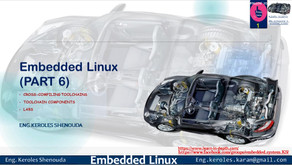 Embedded Linux  (PART 6)
