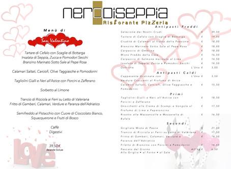 Sono online le nostre proposte per un San Valentino Speciale