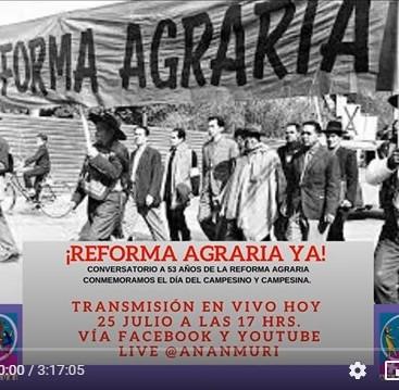 Reforma Agraria Ya!