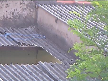 Pastor escorrega em tábua, cai de telhado e morre na hora em Rondonópolis