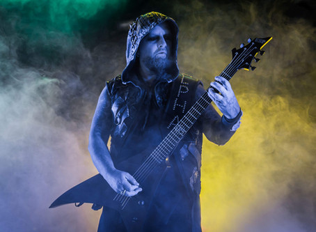 Dimmu Borgir and Amorphis in London!