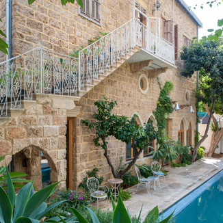 Beirut hotelier reinvents family estate