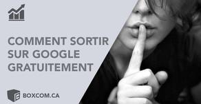 Positionnement internet gratuit | Comment se positionner sur Google gratuitement?
