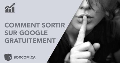 Positionnement internet gratuit   Comment se positionner sur Google gratuitement?