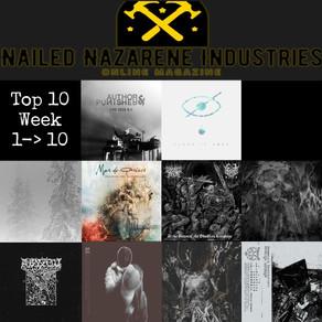 Top 10 - Week of Oct 09, 2020