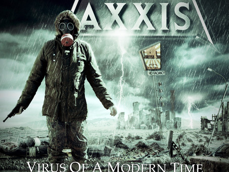 Axxis - Virus of a modern time (Phonotraxx Publishing)