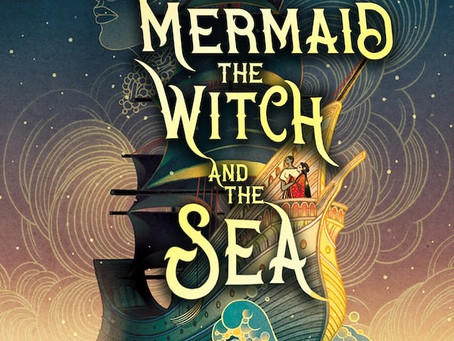 The Mermaid, The Witch, and The Sea Cover Reveal