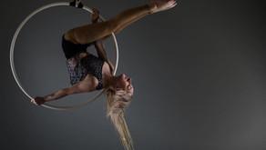 Does aerial hoop hurt? Is aerial hoop right for me?