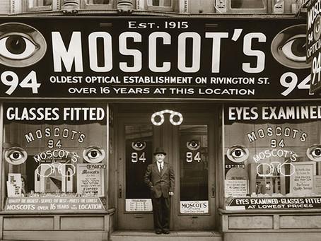 Очки MOSCOT – стопроцентная нью-йоркская классика.