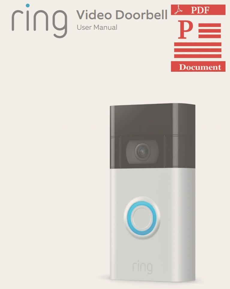 Ring Doorbell Instructions PDF