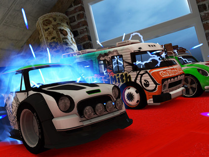 [Review] TTR World Tour : Nitro Edition (Nintendo Switch)