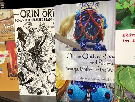 Omimelli's Top Books on Orisha and Santeria
