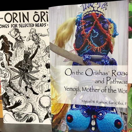 Omimelli's Top Books on Orisha and Santeria