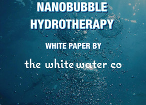Updated - Effects of Nanobubble Hydrotherapy White Paper by White Water Co