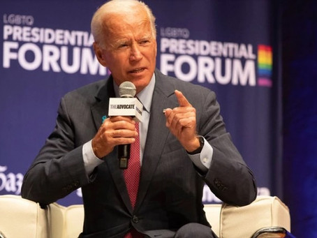 """Joe Biden Vows to """"Address Unique Needs of Lesbian, Trans, Bisexual and Queer Women"""" Once Elected"""