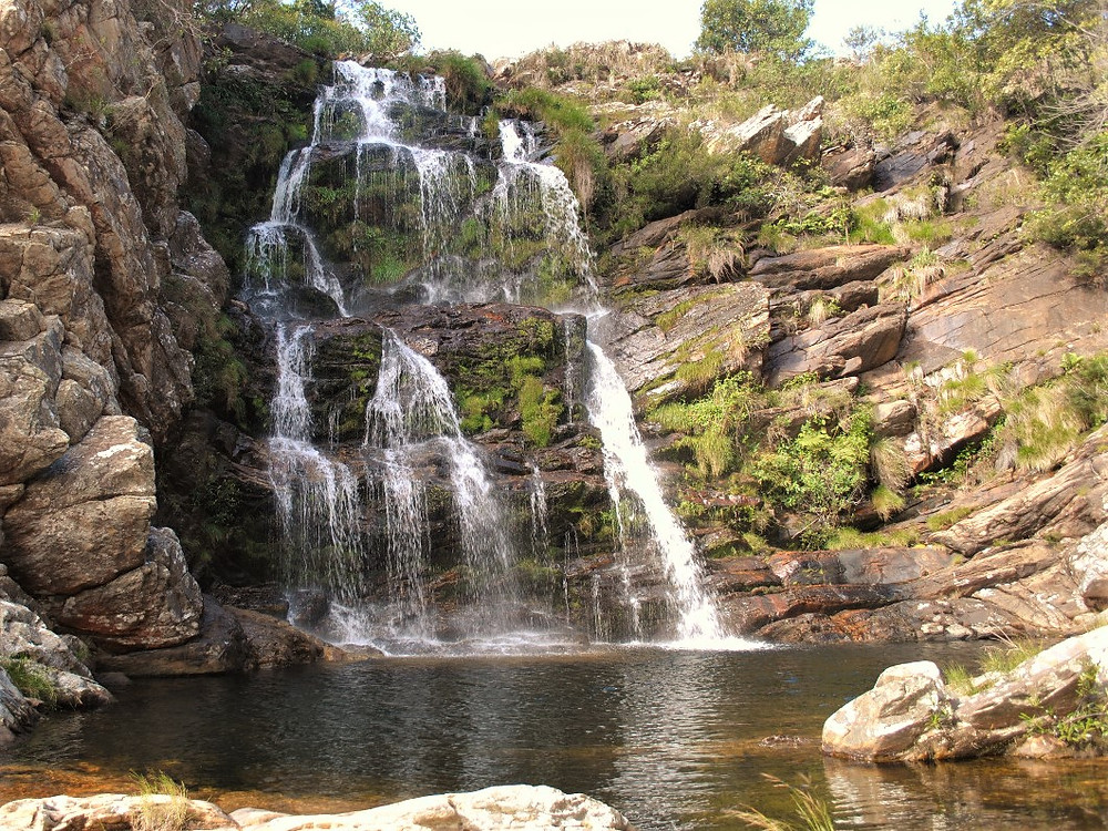 Cachoeira Tombador
