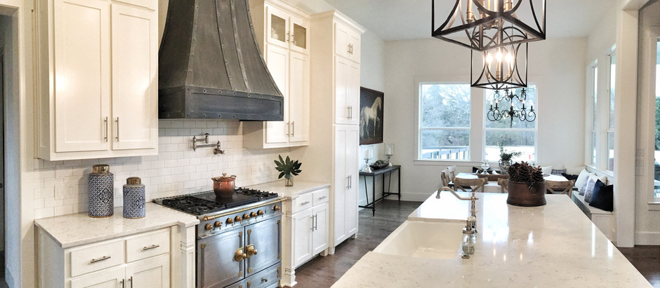 Our Farmhouse Kitchen Design Questions Answered