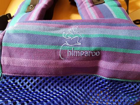 夏日救星! 加拿大Chimparoo Trek Air-O 透氣嬰兒揹帶 開箱文