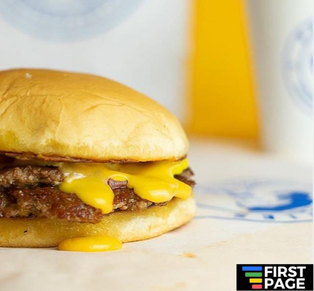 Ultra Smash Burger Patties | Marketing de Conteúdo First Page