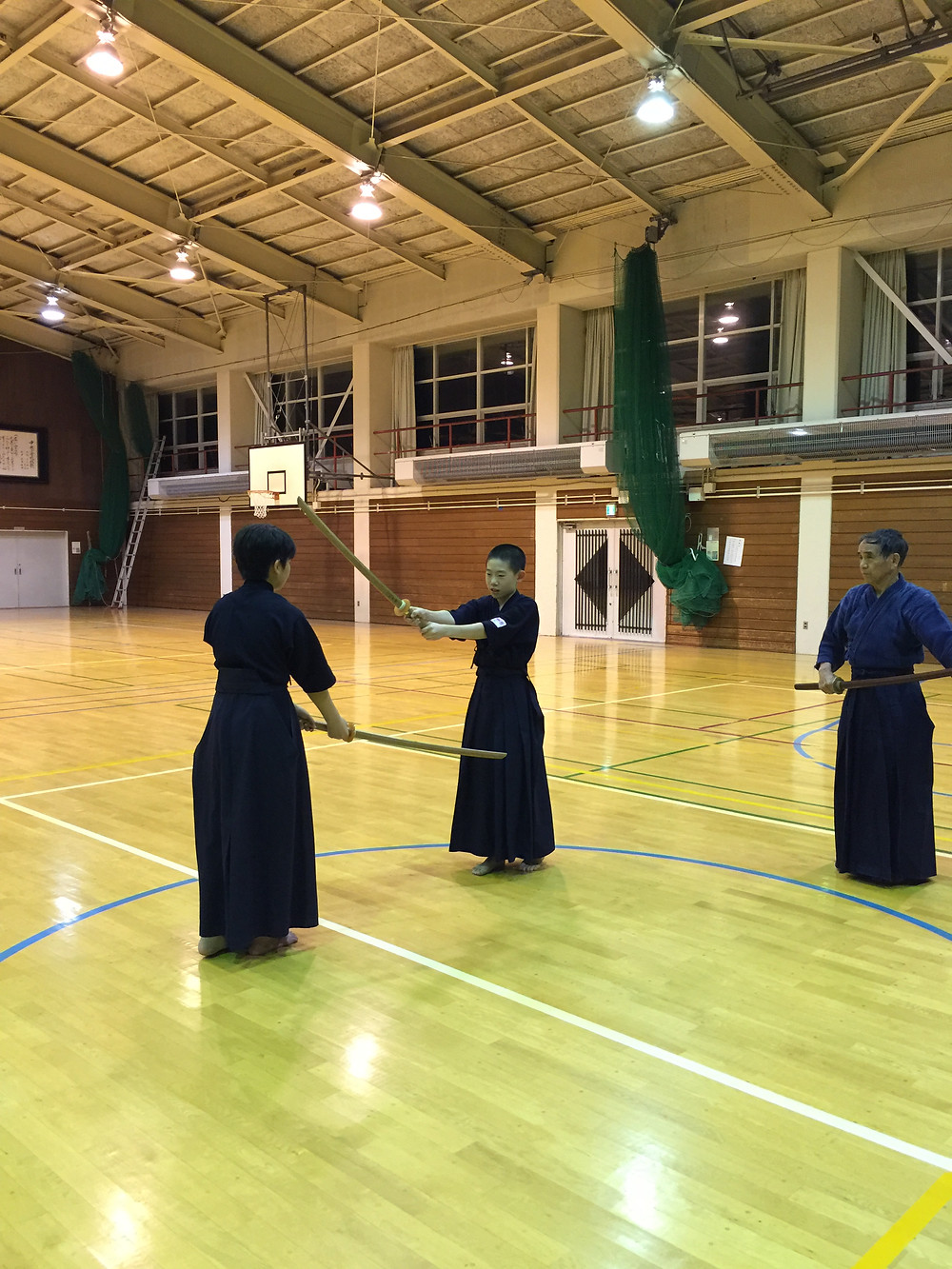 形 1 本目 日本 剣道