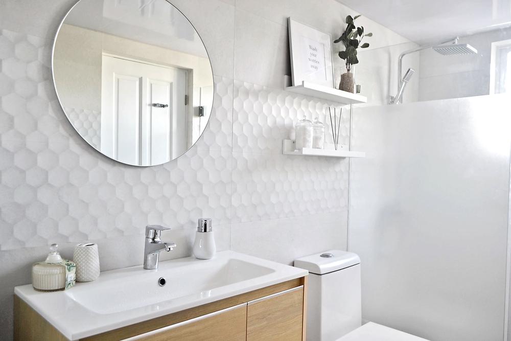 Diseño y remodelación baño