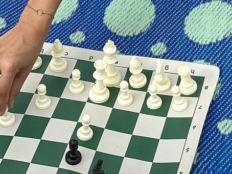 Chess in Dakar