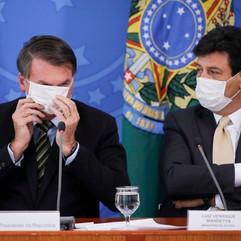 A pandemia que fragilizou ainda mais as bases da Democracia Brasileira