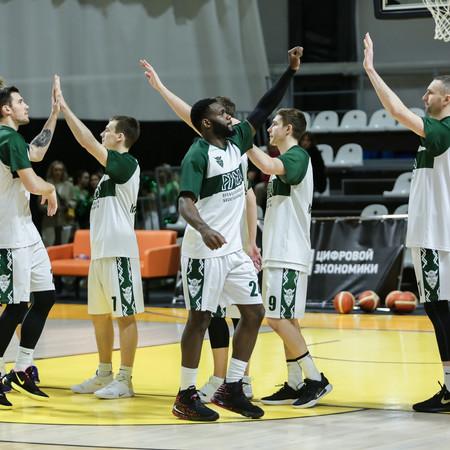 Сегодня состоялась жеребьёвка Кубка России по баскетболу среди мужских команд!