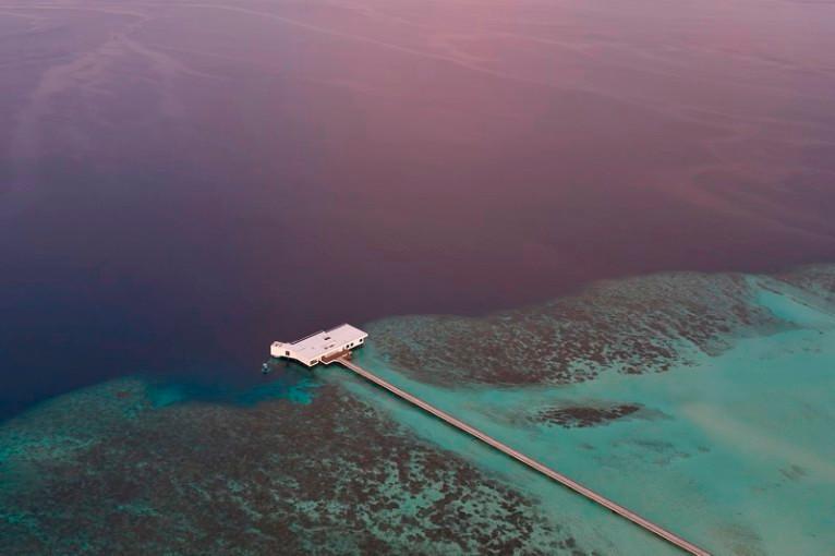 The Muraka Maldives, Mimarlık Akademisi