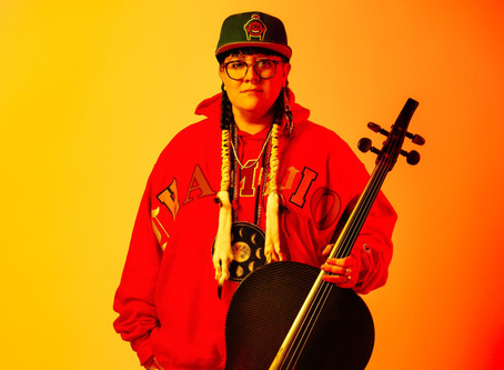 Welcoming Cris Derksen to Latitude 45!