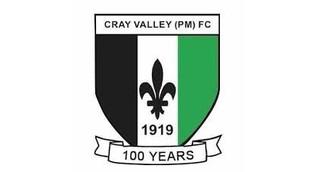 Monday 24th KO 7.45pm - Cray Valley