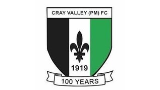 Monday 24th KO 7.45pm - Cray Valley