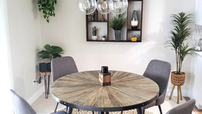 The Dining Room: Thrifting and other Decoration Details