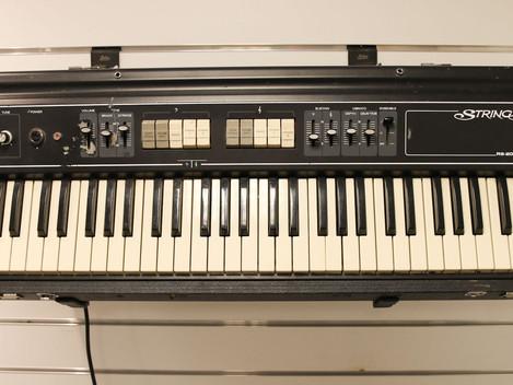 """Discostråkmaskinen"" Roland RS-202, 7999:-"
