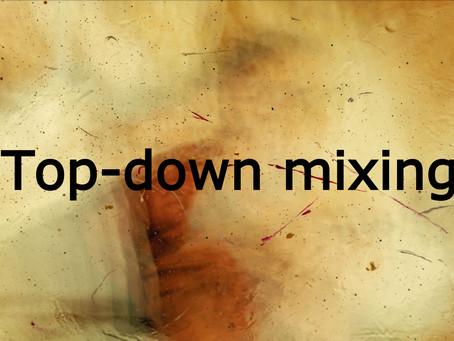 """""""Top-down сведение"""", или практика сведения на уровне bus-групп."""