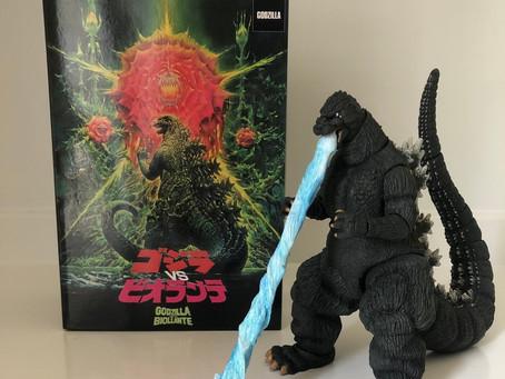 Review: NECA Godzilla 89