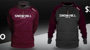 Snow Hill Hoodies Sale Benefits Indoor Track
