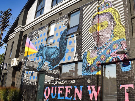 Toronto Travel Tips for Ossington & West Queen West - great bars, food and city streets Canada