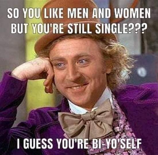 Funny Bisexual Memes