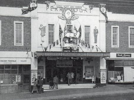1953: Street battle outside Perrymount ballroom