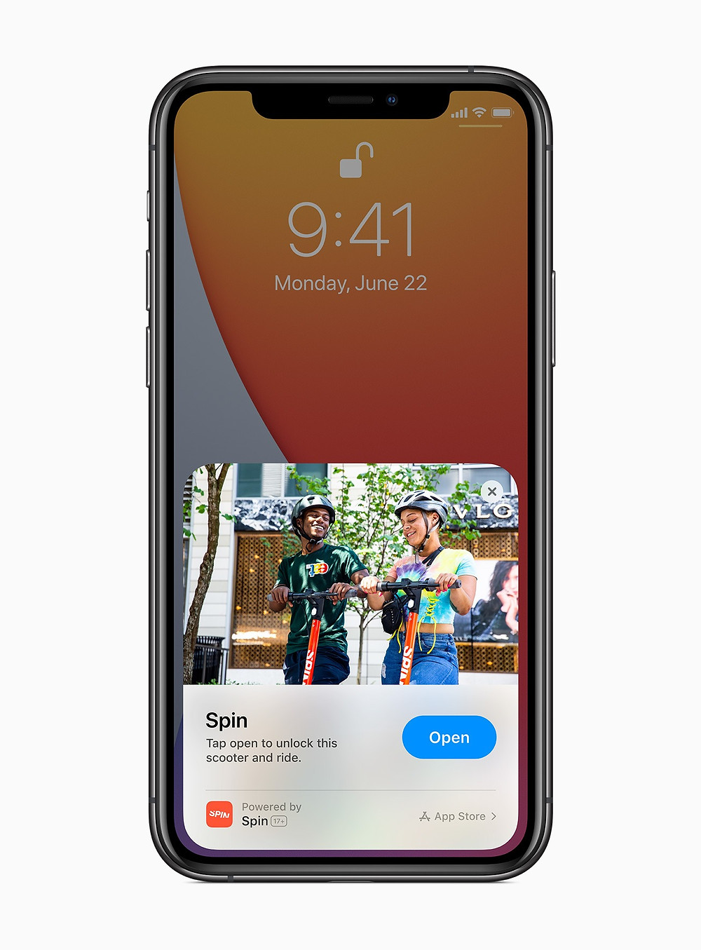 App Clips comes to iPhone with iOS 14 in the fall.